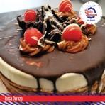 Torta Helada de Cereza