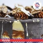 Torta Helada de Nuez