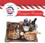 Desayuno Bandeja Premium