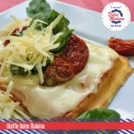 Waffle Dulce Malvina Salado